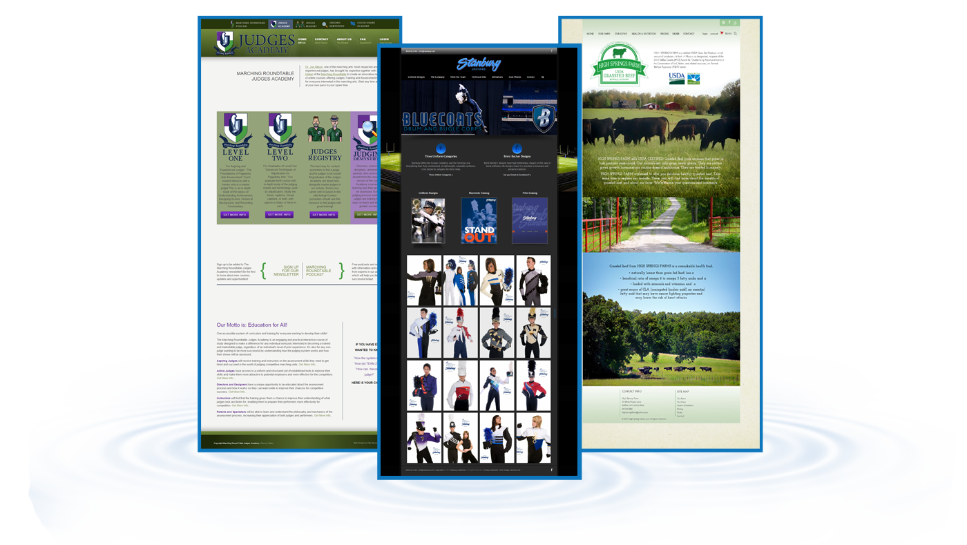 Floating Ax Technologies - Web Design and Development Portfolio