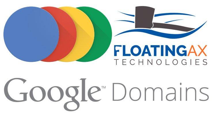 Registering a new Website Domain Name URL with Google Domains Floating Ax Technologies Web Design Website Designs Custom Software Development Digital Marketing Columbia Missouri