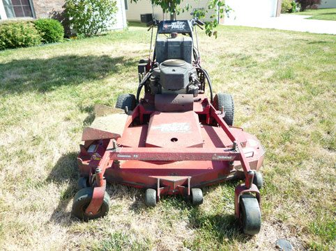 Exmark Turf Tracer Mower For Sale