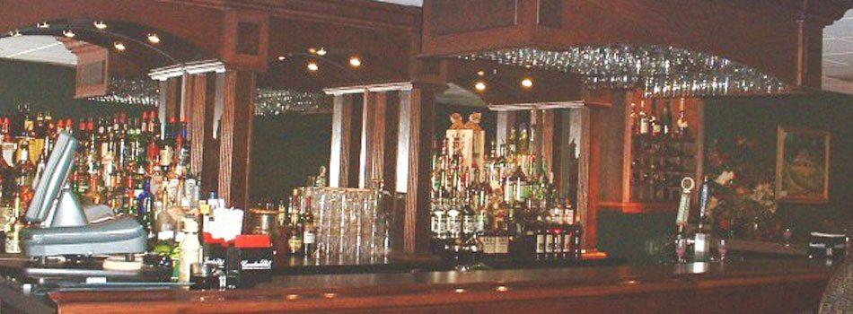 Jacks Gourmet Restaurant Old Bar Photo Columbia Missouri photos by Ellis Benus Web Design Columbia MO