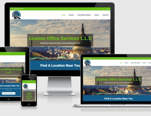 License Office Services – Redesign