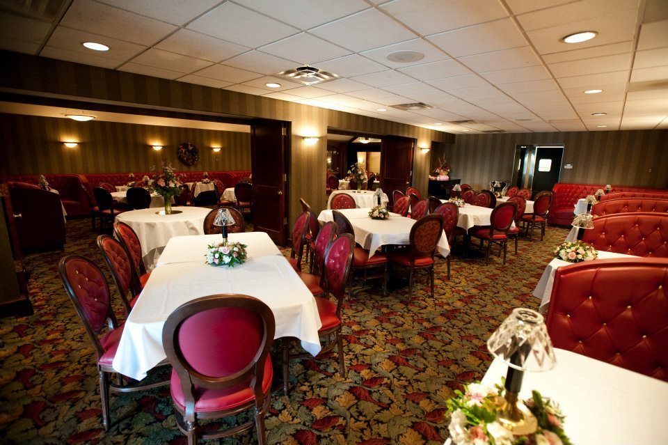 hosting a special event in Jacks dining room
